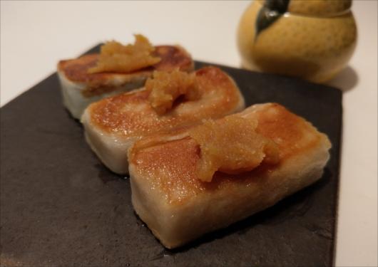 麩嘉と八百三の柚味噌