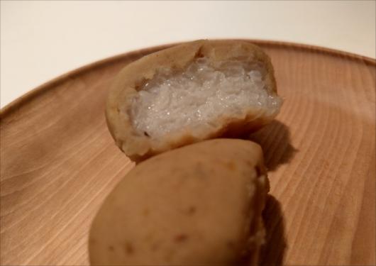 京都くりやの栗おはぎ餅米