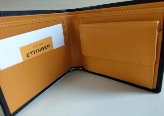 エッティンガー京都二つ折り財布