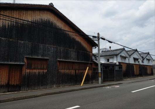澤井醤油本店外観
