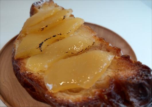 大丸京都店リンゴ&ハチミツパン