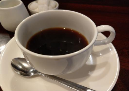ルラション食後コーヒー