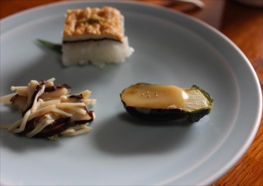 西山艸堂湯葉寿司
