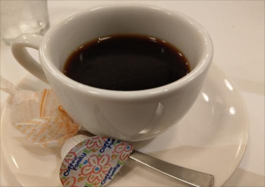 オステリアバスティーユランチコーヒー