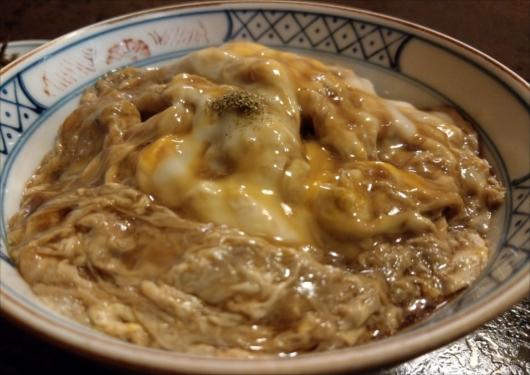 京都祇園権兵衛の親子丼